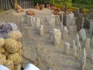Kerti kövek
