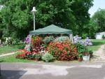 Huszti kertészet Velence, Velencei-tó