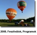 2008 programok