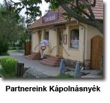 partnereink Kápolnásnyék