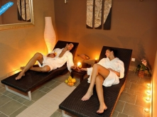 Day Spa pihenő