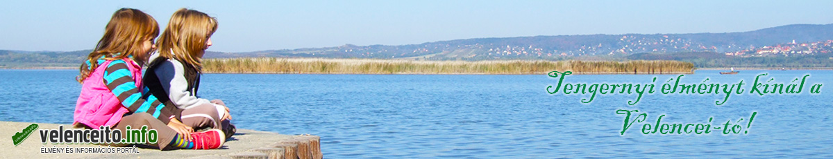 A Velencei-tó Hír és Turisztikai Portálja