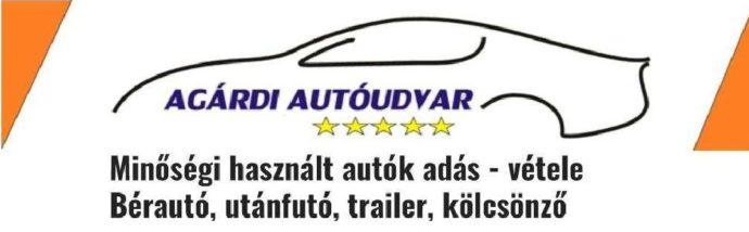 Agárdi Autóudvar, Bérautó, Utánfutó