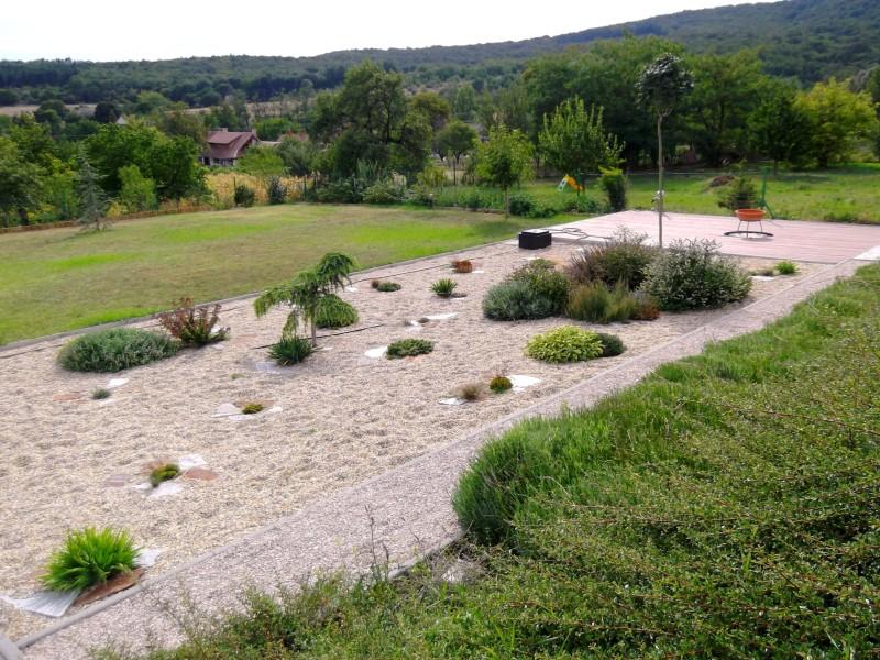 Zékány Attila - Kertépítés, kerttervezés - öntözőrendszer kiépítése, Velencei-tó, Fejér megye