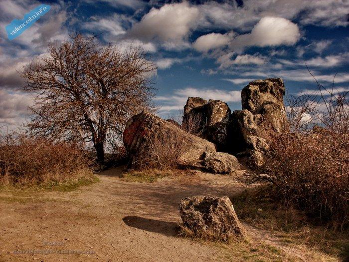 Pákozd - Ingókövek - Természetvédelmi Terület
