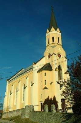 Nadap - Római Katolikus Templom