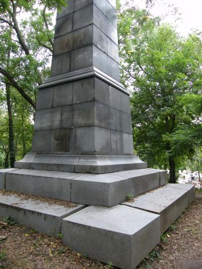 Agárd - Nádasdy Obeliszk