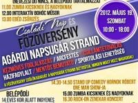 Családi Nap és Főzőverseny a Napsugár Strandon