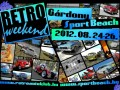 Retro Weekend a gárdonyi Sport Beachen!