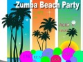 Zumba Fitness Beach Party Agárdon