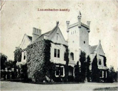 A Luczenbacher-kastély - Kápolnásnyék-Pettend