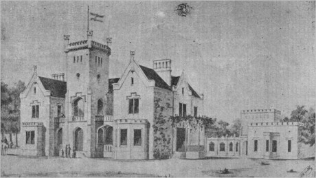 Földváry - Luczenbacher-kastély - Kápolnásnyék-Pettend