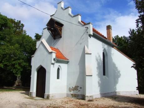 Luczenbacher-kastély Kápolnája