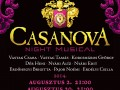 Casanova Night Musical Velencén