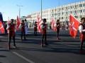 Pázmándon indítják a szezont a zászlóforgatók