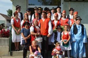 Kápolnásnyéken is Szüreti Felvonulás és Bál! – fotók, videók