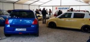 Suzuki Fanatics Garage nyárbúcsúztató találkozója Velencén – Fotók, videó
