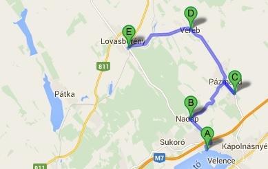 40km-es
