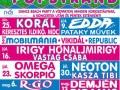 Korál, Keresztes Ildikó, MDC koncert az Agárdi Popstrandon