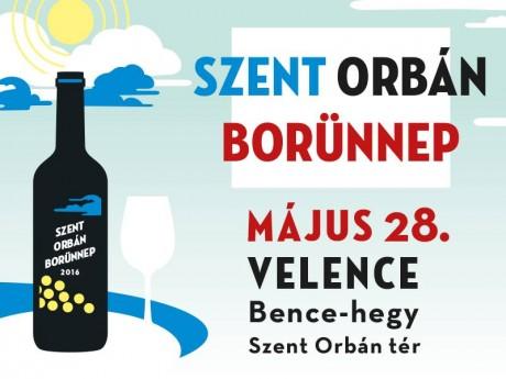 Szent Orbán Borünnep Velencén