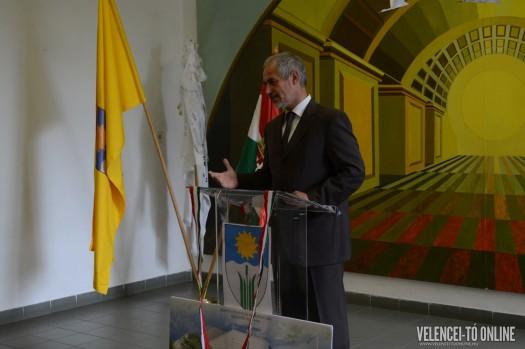 Tóth István, Gárdony polgármestere