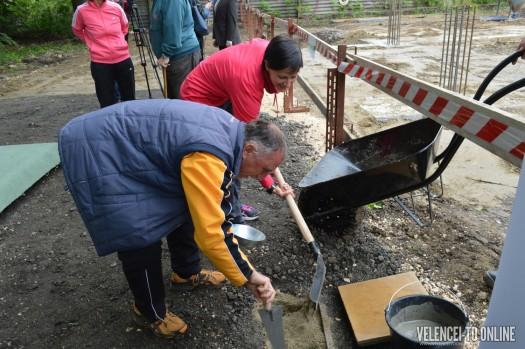 A testnevelő tanárok betonozták le az alapkövet