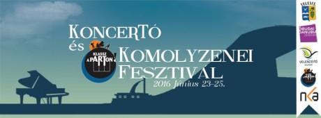 KoncerTÓ - Komolyzenei koncertsorozatot Velencén és Kápolnásnyéken