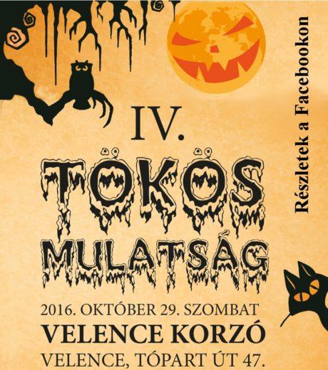IV. Tökös Mulatság Velencén @ Velence Korzó