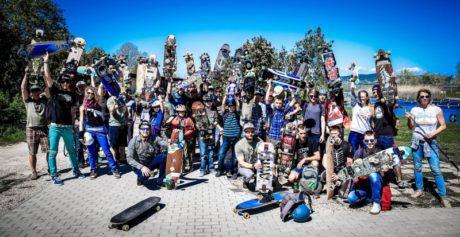 Venice Lake Jamboree – Longboardos felvonulás és verseny @ Több helyszínen