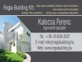 Regia-Building Kft. - Ajtó, Ablak, Burkolás