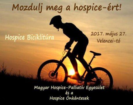 Mozdulj meg a hospice-ért! @ Velencei-tó