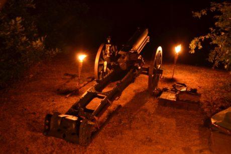 Múzeumok éjszakája - A Katonai Emlékparkban @ Katonai Emlékpark Pákozd