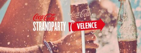 Coca-Cola Strandparty - Velence