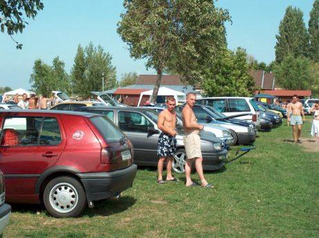 VW Fanatic Márkatalálkozó Gárdonyban