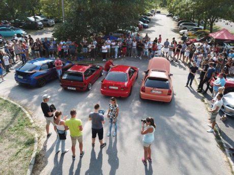 XII. Velencei Évadnyitó Honda Találkozó @ Agárd szabadstrand