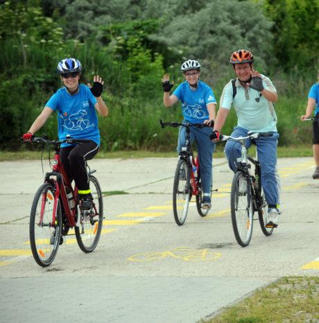 K&H Mozdulj! Kerékpáros Nap @ Sport Beach