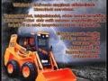 AA+B, Földmunka, Gépi földmunka, Tereprendezés, Kertrendezés