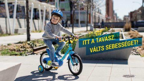 I. Decathlon Kerékpáros Családi Nap @ Velence Korzó