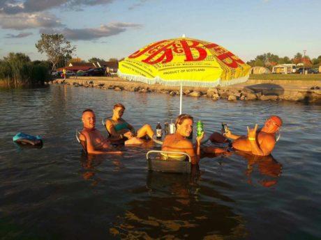 7. Retro Weekend és 27.Országos VW Bogár találkozó Gárdonyban @ Sport Beach