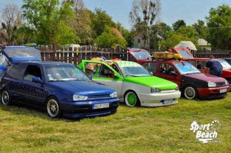 XV. VW Márkatalálkozó Gárdonyban @ Sport Beach