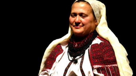 Petrás Mária csángó népdalénekes estje Agárdon @ Velencei-tavi Galéria