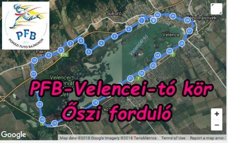 PFB-Velencei-tó kör/ Őszi forduló @ Velencei Vízi Vár (VVV) strand