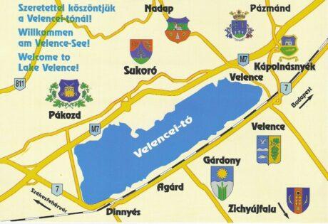Szezonnyitó tókör 8.1 @ Velencei-tó