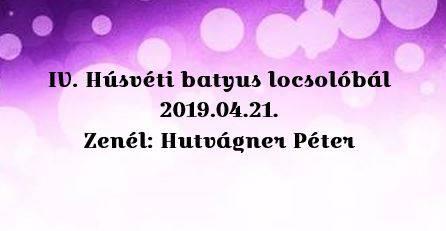 IV. Húsvéti batyus locsolóbál Pákozdon @ Nemeskócsag Általános Iskola