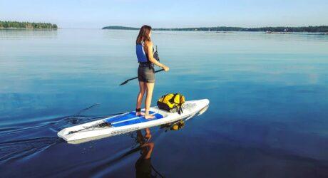 Helló Velencei-tó! SUP Túra @ Velencei-tavi Vízi Sportiskola VVSI
