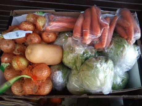 Zöldség - gyümölcs vásár Velencén @ Velence