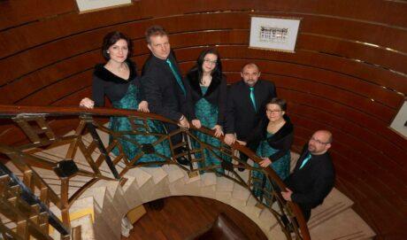 Zenébe szőtt szövevényes szerelmek a Musicolore Énekegyüttessel a Halász-kastélyban @ Halász-kastély