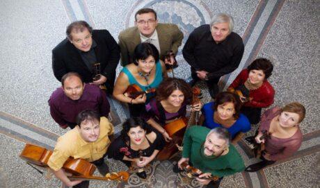 Kis esti zene a Savaria Barokk Zenekarral a Múzeumok Éjszakáján @ Halász-kastély