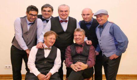 Minden, ami zene! Budapest Ragtime Band a Halász-kastélyban @ Halász-kastély