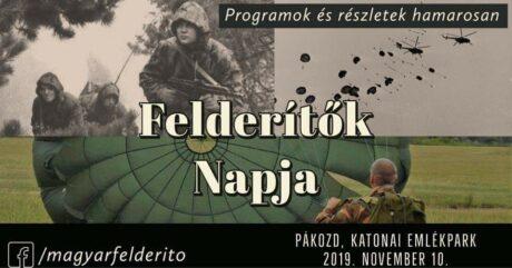 Felderítők Napja a KEMPP-ben @ Katonai Emlékpark